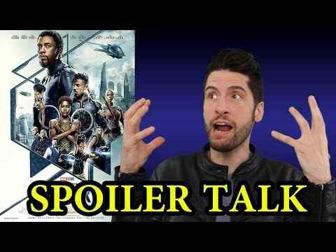 Black Panther - Jeremy Jahns Movie review SPOILER Talk