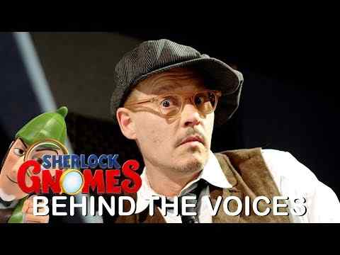 Sherlock Gnomes - Behind The Voices