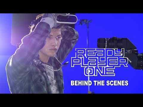 Ready Player One - Behind The Scenes