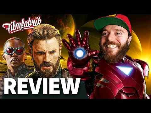 The Avengers 3: Infinity War - Filmfabrik Kritik & Review