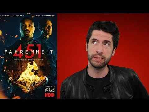 Fahrenheit 451 - Jeremy Jahns Movie review