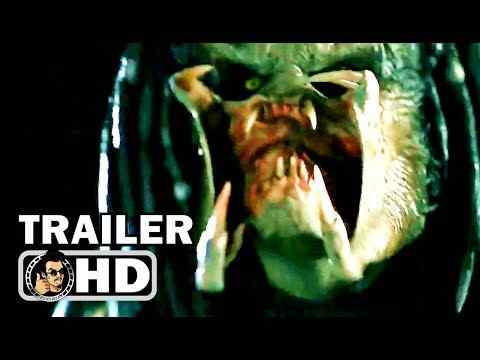 The Predator - trailer 2