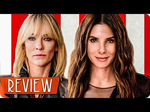 Ocean's 8 - Robert Hofmann Kritik Review