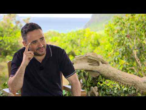 Jurassic World: Fallen Kingdom - Director J.A. Bayon Interview