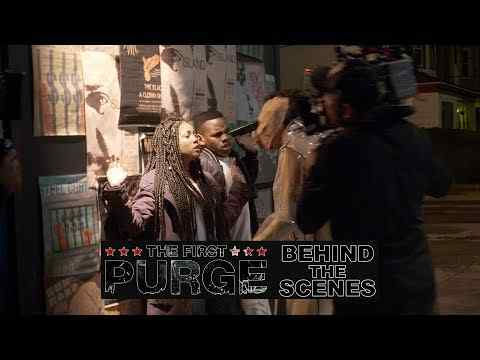 The First Purge - Behind The Scenes