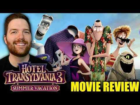Hotel Transylvania 3: Summer Vacation - Chris Stuckmann Movie review