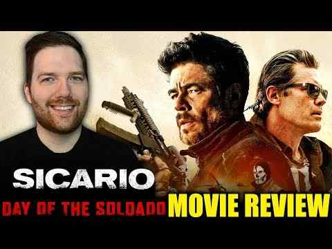 Sicario 2: Soldado - Chris Stuckmann Movie review
