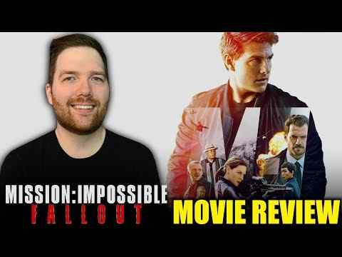 Mission: Impossible - Fallout - Chris Stuckmann Movie review