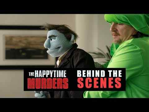 The Happytime Murders - Behind The Scenes