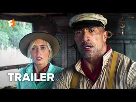 Jungle Cruise - trailer 1