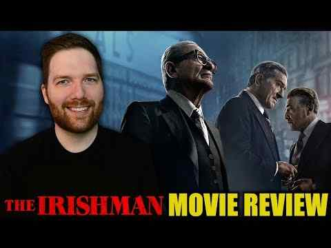 The Irishman - Chris Stuckmann Movie review