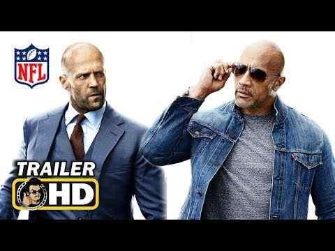 Fast & Furious Presents: Hobbs & Shaw - TV Spot 1
