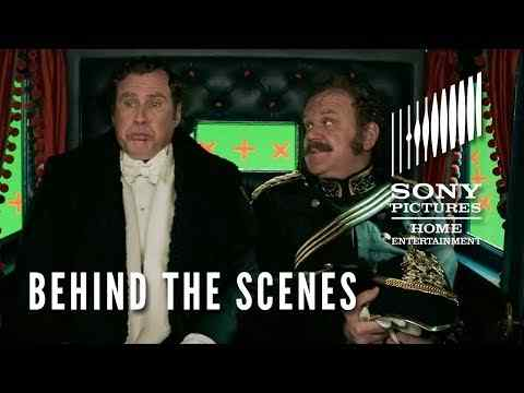 Holmes & Watson - Behind the Scenes Clip