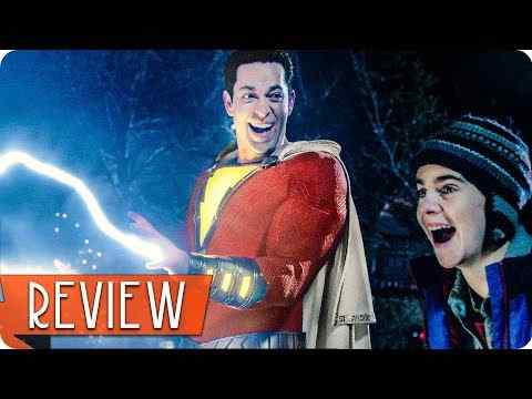 Shazam! - Robert Hofmann Kritik Review