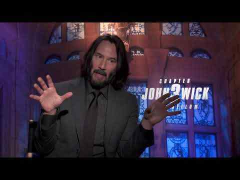 John Wick: Chapter 3 - Keanu Reeves Interview