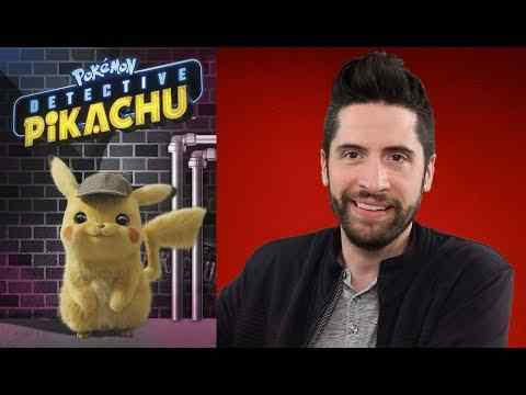 Pokémon Detective Pikachu - Jeremy Jahns Movie review