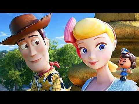 Toy Story 4 - Trailer & Filmclips