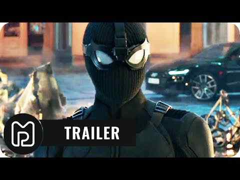 Spider-Man: Far From Home - trailer 3