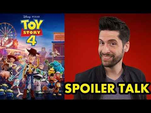 Toy Story 4 - Jeremy Jahns Movie review
