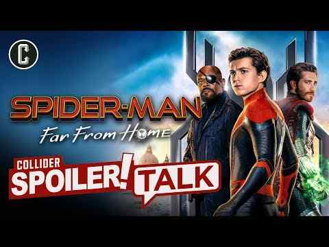 Spider-Man: Far From Home - Collider Movie Review