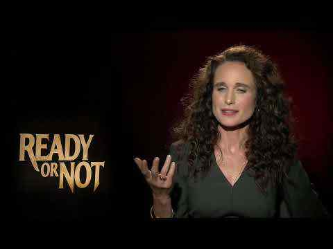 Ready or Not - Andie MacDowell