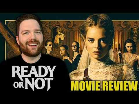 Ready or Not - Chris Stuckmann Movie review