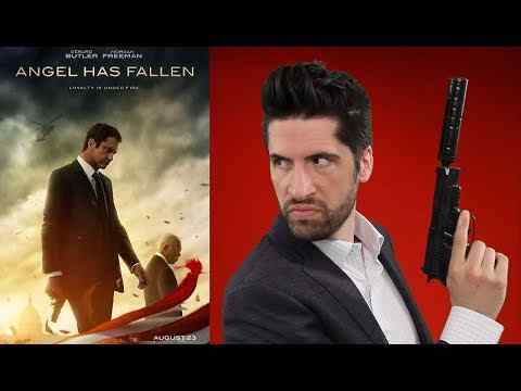 Angel Has Fallen - Jeremy Jahns Movie review