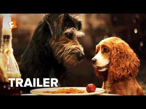 Lady and the Tramp - trailer 1
