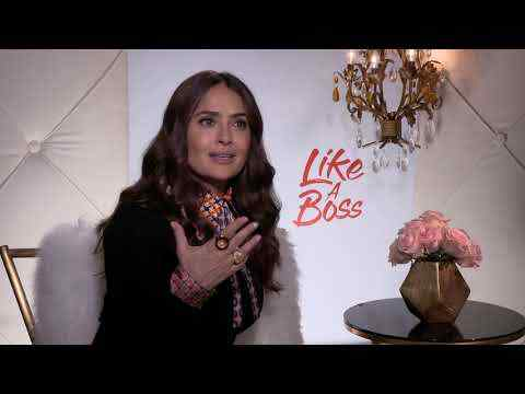 Like a Boss - Salma Hayek Interview