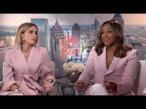 Like a Boss - Rose Byrne & Tiffany Haddish Interview