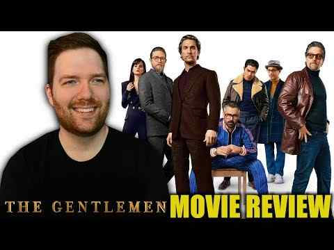 The Gentlemen - Chris Stuckmann Movie review