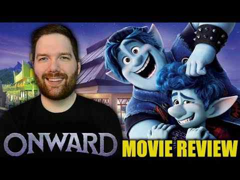 Onward - Chris Stuckmann Movie review