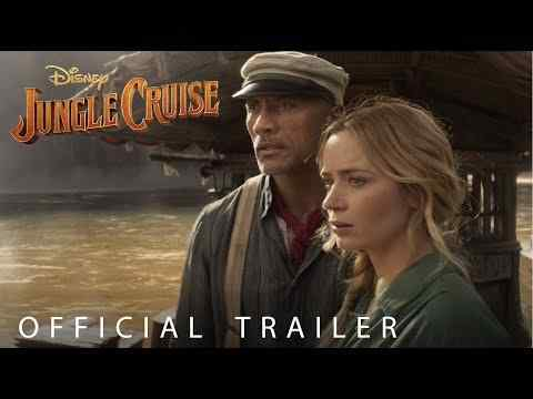 Jungle Cruise - trailer 2