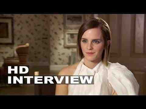The Perks of Being a Wallflower - Emma Watson Interview Part 1