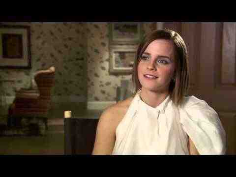 The Perks of Being a Wallflower - Emma Watson Interview Part 2