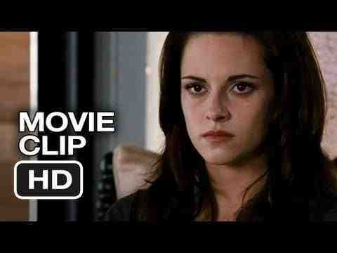 The Twilight Saga: Breaking Dawn - Part 2 - Acting Human Clip