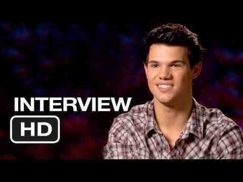 The Twilight Saga: Breaking Dawn - Part 2 - Taylor Lautner Interview