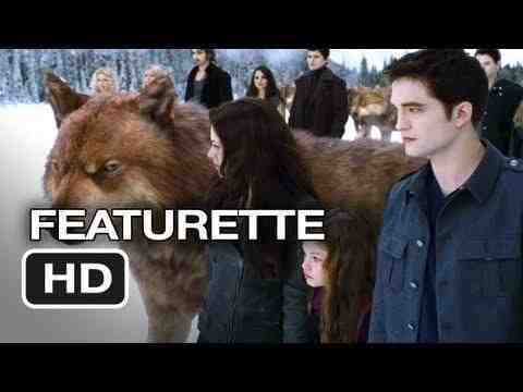 The Twilight Saga: Breaking Dawn - Part 2 - Featurette