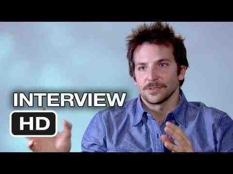Silver Linings Playbook - Bradley Cooper Interview