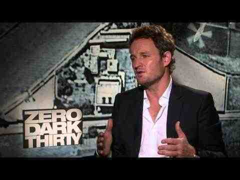 Zero Dark Thirty - Jason Clarke Interview