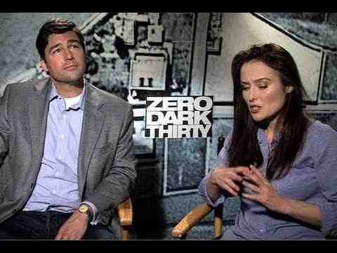 Zero Dark Thirty - Kyle Chandler & Jennifer Ehle Interview