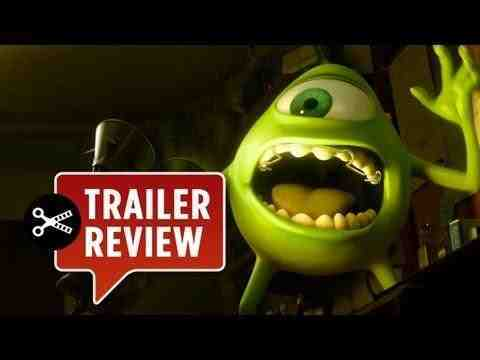 Monsters University - Instant Trailer Review