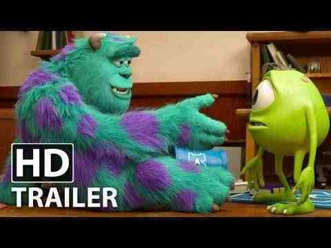 Die Monster Uni - trailer 2