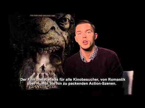 Jack and The Giants - Online Greeting Nicholas Hoult