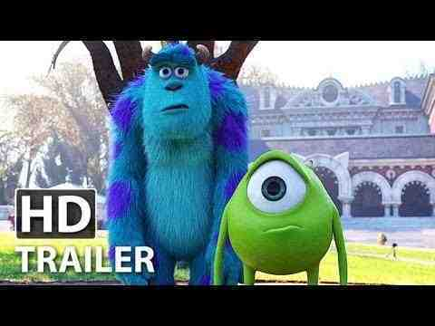 Die Monster Uni - trailer 3