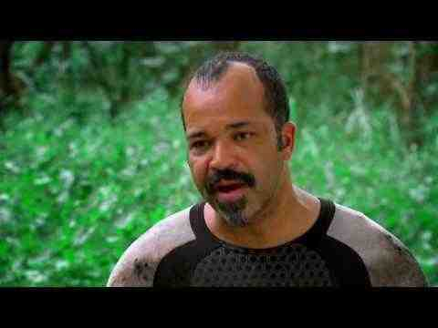 The Hunger Games: Catching Fire - Jeffrey Wright Interview
