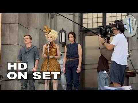 The Hunger Games: Catching Fire - Behind the Scenes