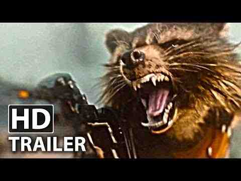 Guardians of the Galaxy - trailer 1