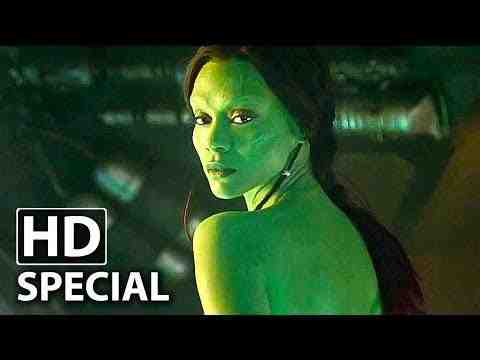 Guardians of the Galaxy - Gamora Special