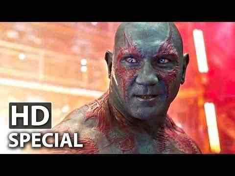 Guardians of the Galaxy - Drax Special